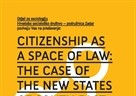 Citizenship as a space of law